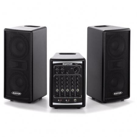 Standaard geluidset 200 watt 47.19  Shop»Huren»Geluid