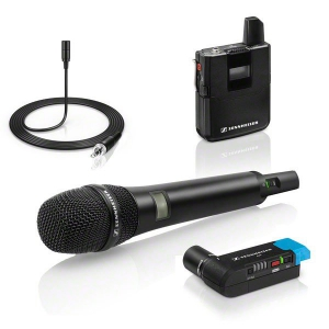 Draadloze Microfoonset 24.2  Shop»Huren»Accessoires